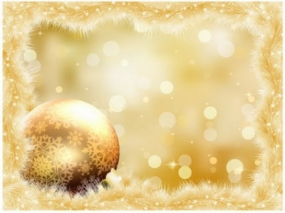Free vector Vector background  gorgeous christmas background 05 vector