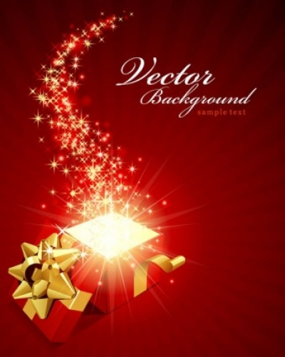 Free vector Vector background  gorgeous festive background 02 vector