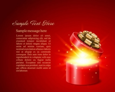 Free vector Vector background  gorgeous festive background 03 vector