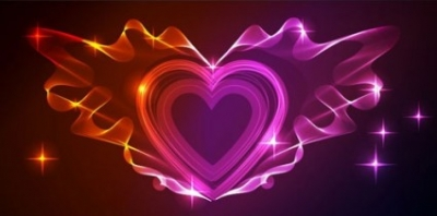 Free vector Vector Heart  gorgeous light of valentine39s day 01 vector