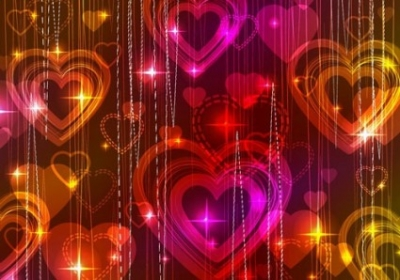 Free vector Vector Heart  gorgeous light of valentine39s day 04 vector