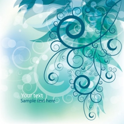 Free vector Vector background  gorgeous pattern background 02 vector