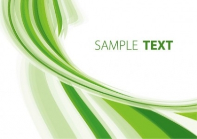Free vector Vector abstract  Green Abstract Background Vector
