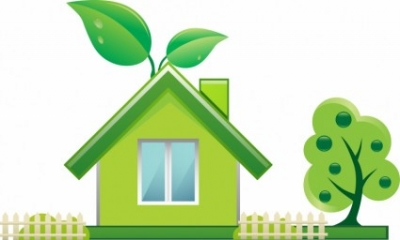 Free vector Vector misc  Green Home