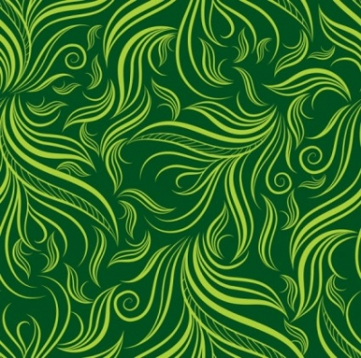 Free vector Vector background  green leaf background 02 vector
