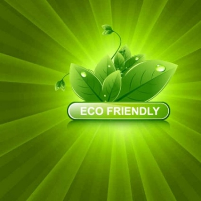 Free vector Vector background  Green leaf background vector