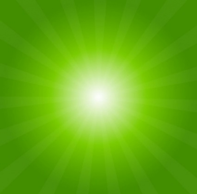 Free vector Vector abstract  Green Light Burst Abstract Background