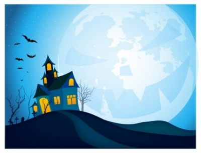 Free vector Vector misc  Halloween background