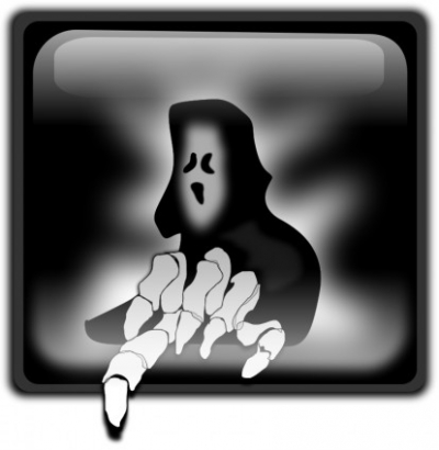 Free vector Vector clip art  Halloween Ghost