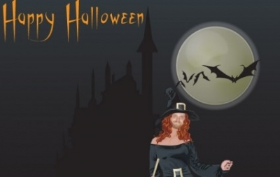 Free vector Vector misc  Halloween witch free vector