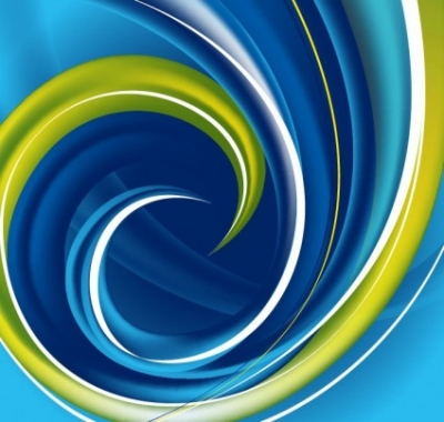 Free vector Vector abstract  Hi-Tech Swirl Abstract Background Vector Graphic