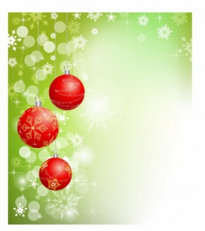Free vector Vector Christmas  Holiday Background