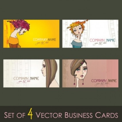 Free vector Vector misc  illustration card template 02 vector