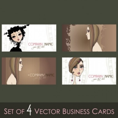 Free vector Vector misc  illustration card template 03 vector