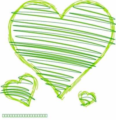 Free vector Vector clip art  I'm Green for you!