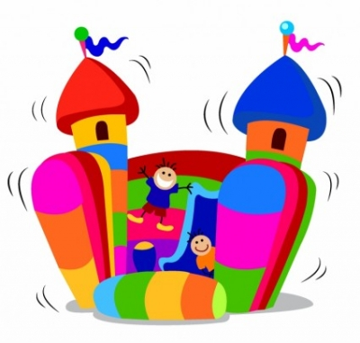 Free vector Vector misc  Jumping Castle