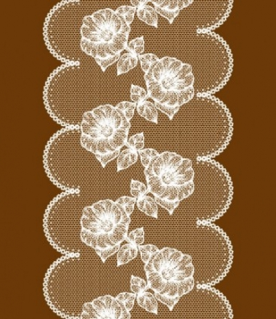 Free vector Vector background  lace pattern background 03 vector