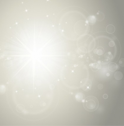 Free vector Vector background  Lens flare background