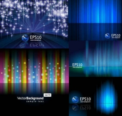 Free vector Vector background  light vector blue background