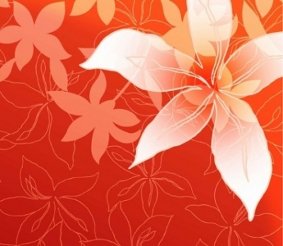 Free vector Vector flower  Lily Flowers Vector Graphic