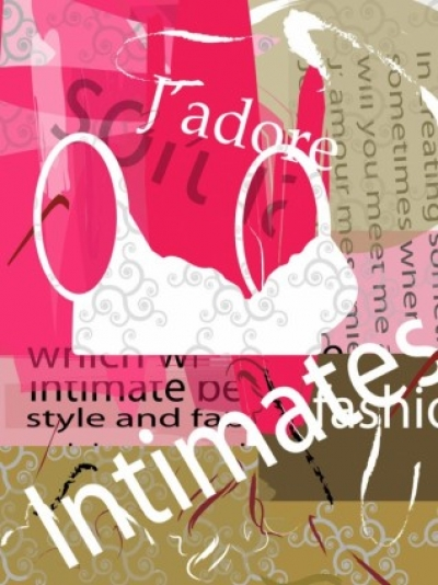 Free vector Vector background  Lingerie Background