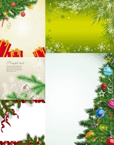Local christmas tree vector Free vector 12.13MB