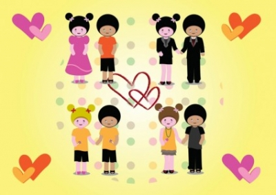 Free vector Vector Heart  Love Couples Vectors