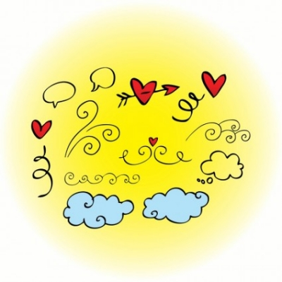 Free vector Vector Heart  Love Graphics