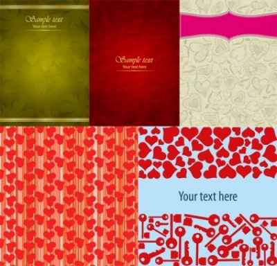 Free vector Vector background  love the background vector