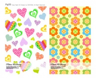 Free vector Vector background  lovely background series vector 6