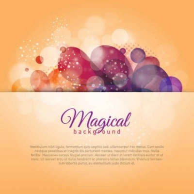 Free vector Vector background  Magical Background Vector Graphic