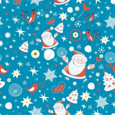 Free vector Vector background  Merry Christmas Design Seamless Background Vector Graphic