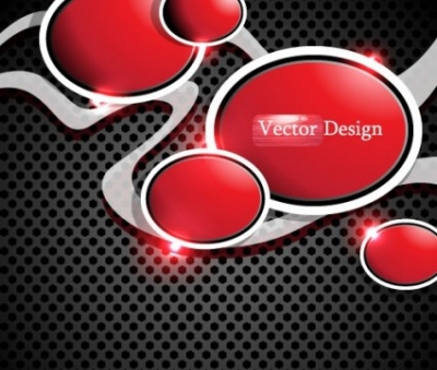 Free vector Vector background  metal grid background 05 vector