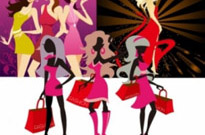 Free vector Vector people  3 fashion women vector