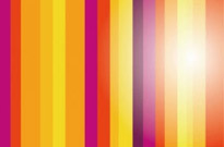Colored Vertical Stripes Background Vector