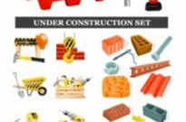 Free vector Vector icon  and construction transportationrelated clip art icon