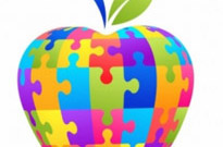 Free vector Vector misc  Apple Puzzle Vector Illustration