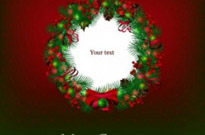 Free vector Vector background  beautiful christmas background 02 vector