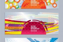 Free vector Vector background  brilliant fashion label background 01 vector