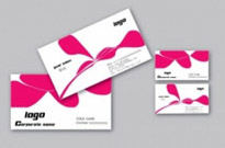 Free vector Vector misc  business card design template vector