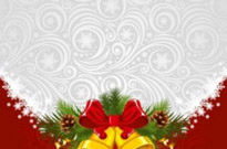 Free vector Vector background  christmas background 01 vector