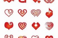 Free vector Vector icon  Collection of Vector Hearts