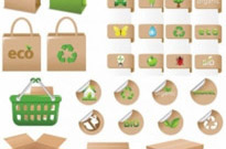 Free vector Vector icon  environmental theme icon vector