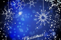 Free vector Vector background  fancy christmas background 05 vector