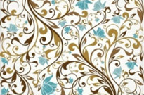 Free vector Vector floral  Floral Background Vector Art