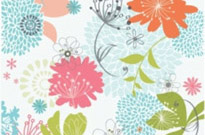 Free vector Vector flower  Floral  Pattern