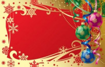 Free vector Vector background  gorgeous christmas background 01 vector