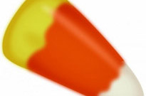Free vector Vector clip art  Halloween Candy Corn