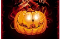 Free vector Vector background  halloween cartoon background 04 vector