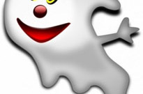 Free vector Vector clip art  Halloween Ghost 2